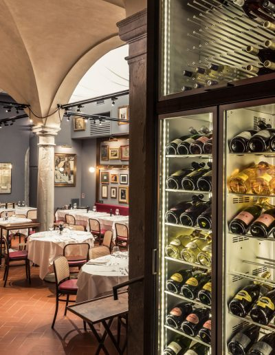 Regina Bistecca - The Wine Cellar
